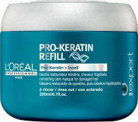 Loreal Pro-Keratin Refill Mask 200ml