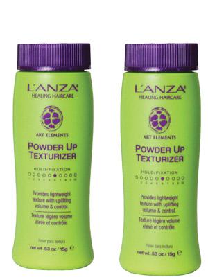 Lanza Powder Up Texturizer x 2