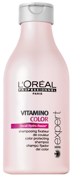 L`Orèal Vitamino Color Schampo - Normal 250ml