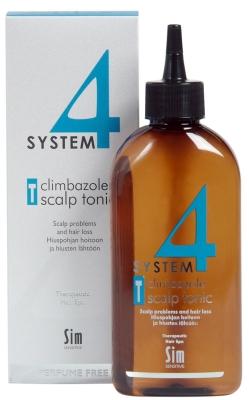 System 4 Climbazole T Scalp Tonic 200ml