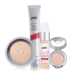 Pürminerals 4-in-1 Complexion Kit
