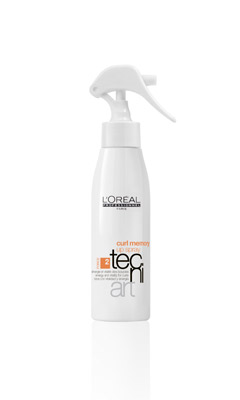 Lorèal Curl memory Up 125ml