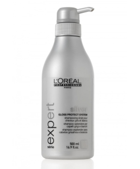 Loreal,Serie Expert Silvershampoo, 500 ml