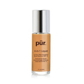 Pürminerals 4-in-1 Liquid Foundation Golden Dark