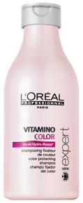 L`Orèal Vitamino Color Schampo - Normal 250ml