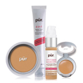 Pürminerals 4-in-1 Complexion Kit Dark