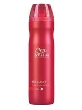 Wella Professionals Brilliance Shampoo Thick 250ml